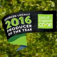 Our nomination for East of England Co-op Producer of the Year